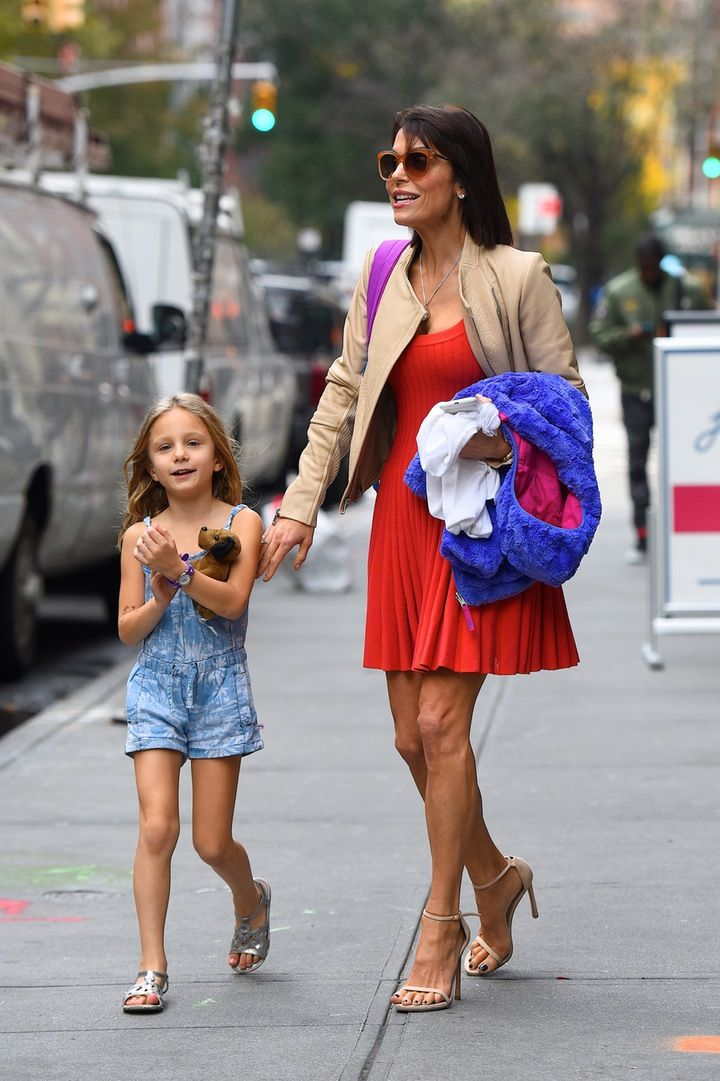 Bethenny Frankel's Daughter Bryn Hoppy is All Grown Up — See the New Pics!