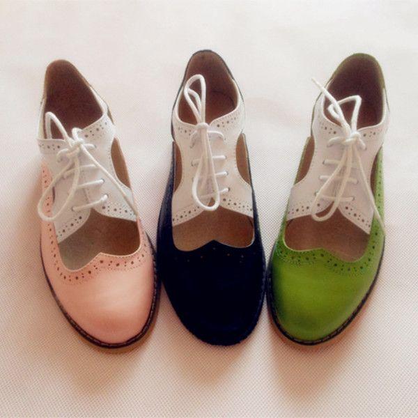 Новой Англии колледж смешанные цвета полого полые резные Баллок ретро обувь для мужчин и женщин кружева ручной работы кожаные ботинки