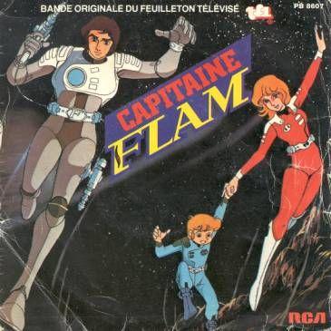 Les disques de notre enfance ; Albator, Capitaine Flam, Goldorak, Il était une fois l'espace, La Bataille des Planètes, Ulysse 31...| Albator2980