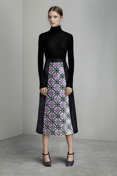 Mary Katrantzou Pre Fall 2015 | Look 8