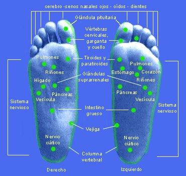 TU SALUD: Los masajes a las plantas de los pies y sus beneficios