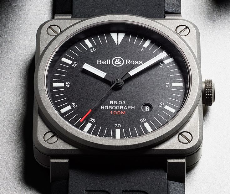 Newly released Bell & Ross BR 03-92 Horograph & Horolum Watches are now up on the site. Read about the new models and what you can expect... Read about it: http://www.ablogtowatch.com/bell-ross-br-03-92-horograph-horolum-watches/