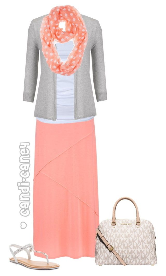 """""""Untitled #179"""" by candi-cane4 ❤ liked on Polyvore featuring maurices, Tusnelda Bloch and MICHAEL Michael Kors"""