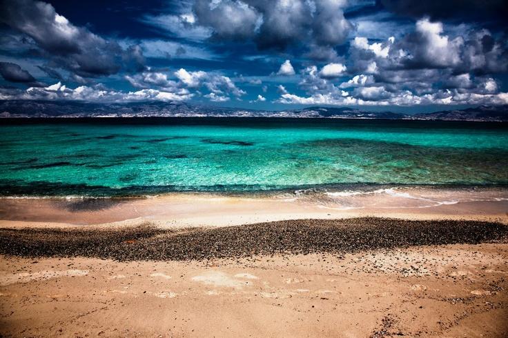 Earth, Sea, Sky. Paradise-Chrissi in Ierapetra.  | Γή, Θάλασσα, Ουρανός. Παράδεισος.    Photo : Σετάκης Γρηγόρης (CC-BY- ND )