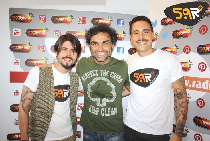 Marco Ligabue ospite su Web Radio per presentare il suo ultimo singolo!