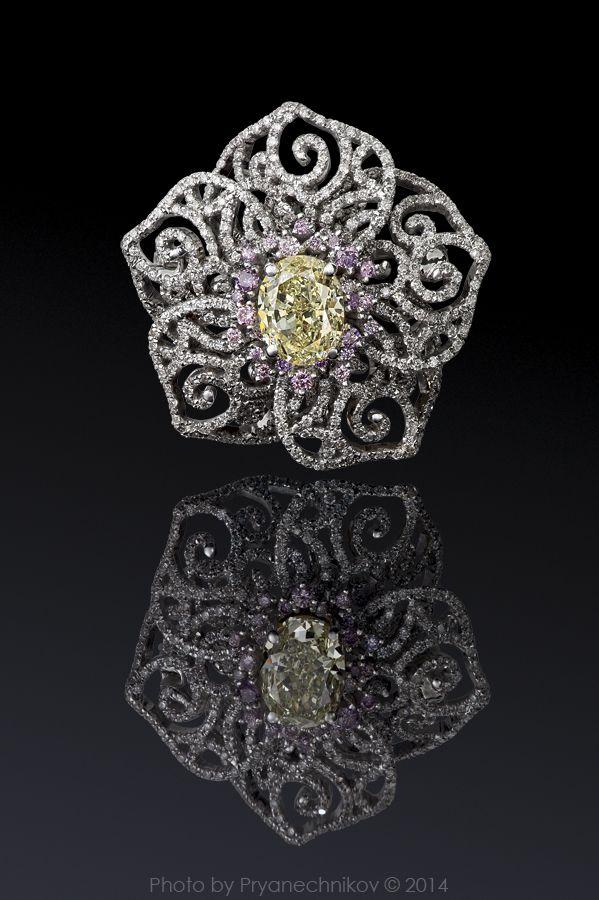 Каталог ювелирных изделий с бриллиантами