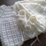 Handmade Christening Outfit for a Girl €25 from Adverts.ie #Baby #Christening