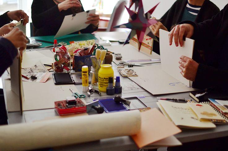 beijaflor: O primeiro workshop do beija-flor.