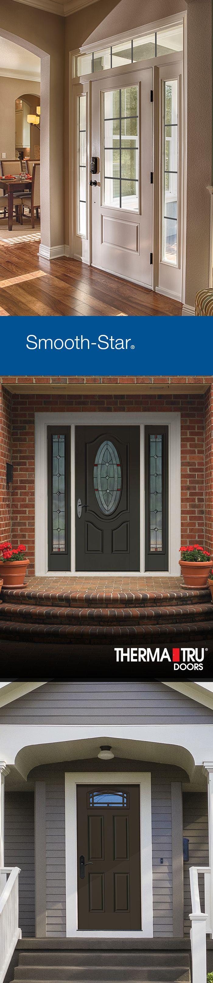 10 best therma tru door collections images on pinterest fiberglass