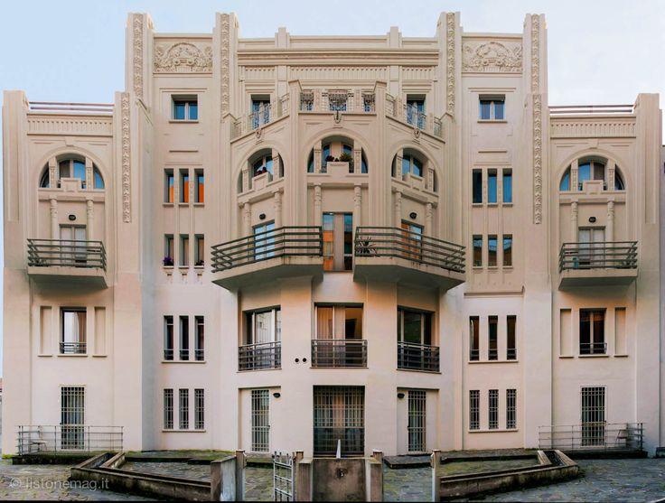 La storia di Palazzo Panfilio e la ricostruzione della sua facciata nascosta