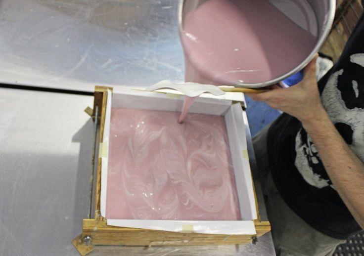 Voyageur's Secret Swirl Technique for Cold Process Soap