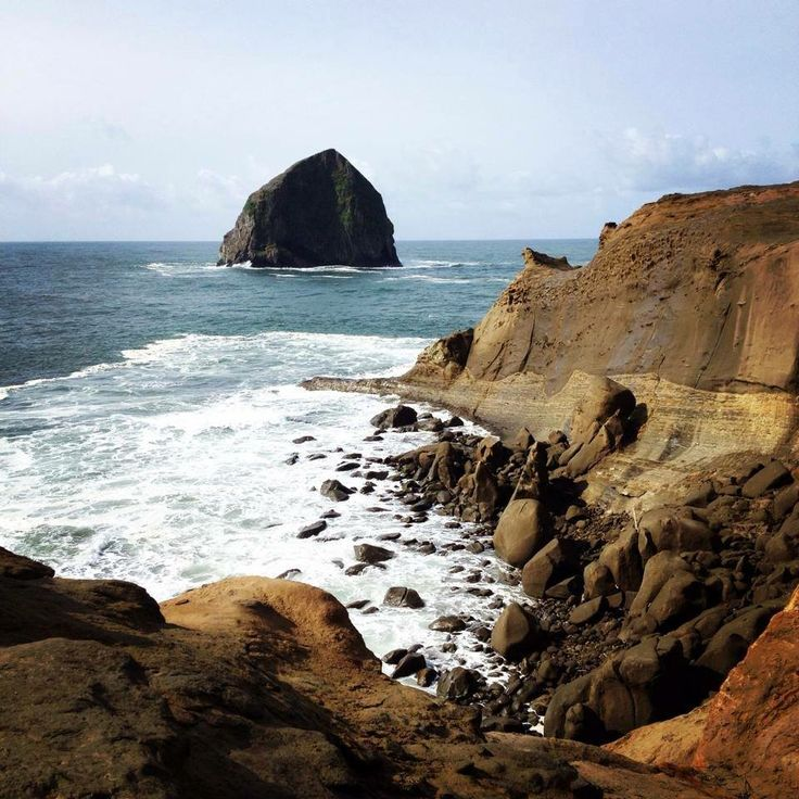 A great shot of Pacific City's Haystack Rock earlier this week. Many thanks to Sarah Coffey for sharing.  Oregon Coast Today with Gregg Hughes and 2 others