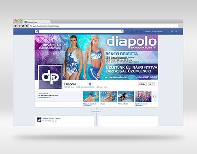 "Check out new work on my @Behance portfolio: ""Diapolo - Facebook Cover"" http://on.be.net/1Ja53W6"