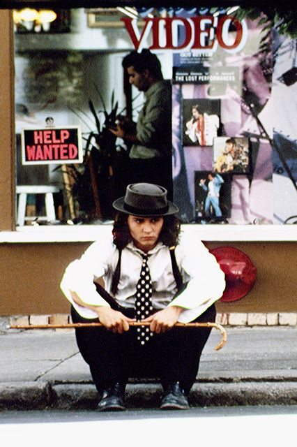 Benny & Joon (1993) Benny & Joon is a romantic comedy that seems like it shouldn't work, based on the unconventional premise alone. Mary Stuart Masterson plays the titular Joon, who is supported by her protective brother Benny (Aidan Quinn) and suffers from an undisclosed mental illness that is most likely schizophrenia. In exchange for losing a hand in poker, she's forced to give an opponent's relative, the eccentric Sam, played by Johnny Depp, a place to stay for a few days.