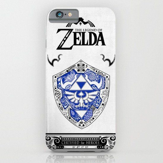 Legend of Zelda - Hylian shield iphone case, smartphone