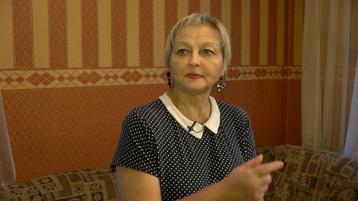 Elu, keha ja vaim - Olga Nefedova