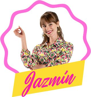 Jazmín !!!!!!!! Amiga de Ámbar y una chica blogger en Fab And Chic, hace entrevistas y le gusta patinar. GRACIAS