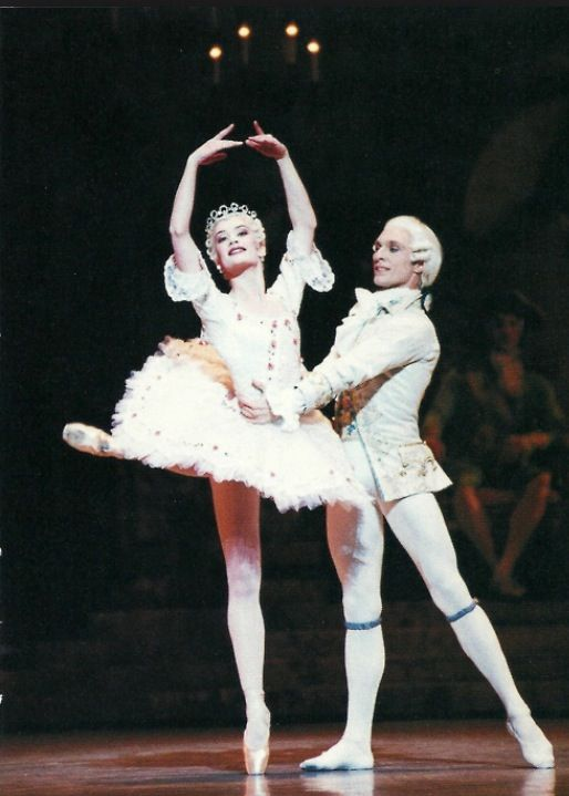 Aurelie Dupont and Manuel Legris Paris Opera Ballet Sleeping Beauty