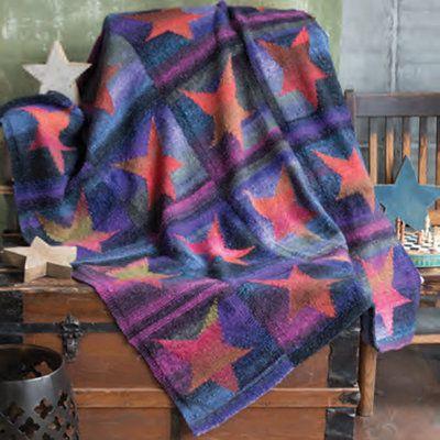 Check out Noro Star Blanket Kit at WEBS   Yarn.com.