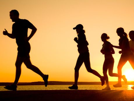 Evidence: Active.com article titled Beach Running Tips and Sand Workouts. Argument: Beach running is an incredible workout but you need to know the right time to go. Also a debate on running barefoot vs with shoes on the beach.