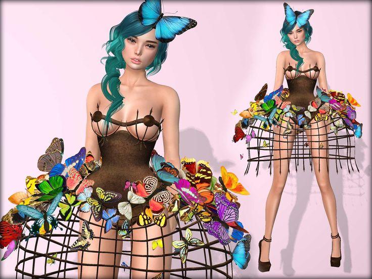 https://flic.kr/p/FV9A11   Butterfly Allure    vitabela-vitabela.blogspot.com/2016/04/butterfly-allure.html