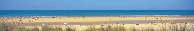 Camping Frankrijk Landes - zee en strand - CAMPING DE LA PLAGE MIMIZAN  - Atlantische kust