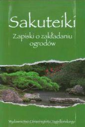 Sakuteiki. Zapiski o zakładaniu ogrodów - to najstarsze japońskie a zarazem prawdopodobnie pierwsze w literaturze światowej dzieło poświęcone sztuce ogrodnictwa. Liczący bez mała tysiąc lat tekst (powstały w połowie XI wieku) jest zbiorem zasad dotyczących projektowania i pielęgnowania ogrodów, układania kamieni, przebiegu cieków wodnych, jak również wielu estetycznych i filozoficznych aspektów sztuki kreowania krajobrazu.