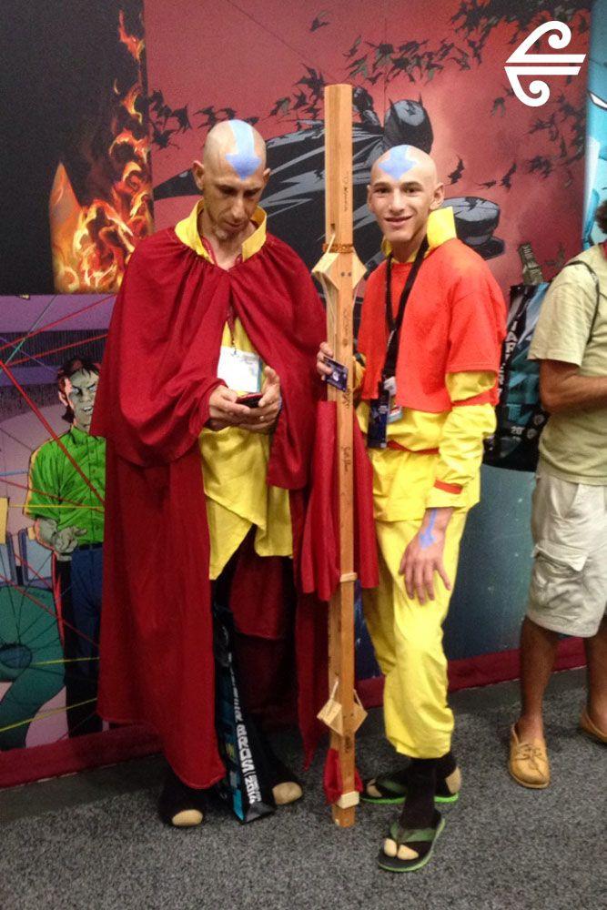 Comic-Con International 2014 #AirNZ #Comic-Con #SanDiego #Avatar