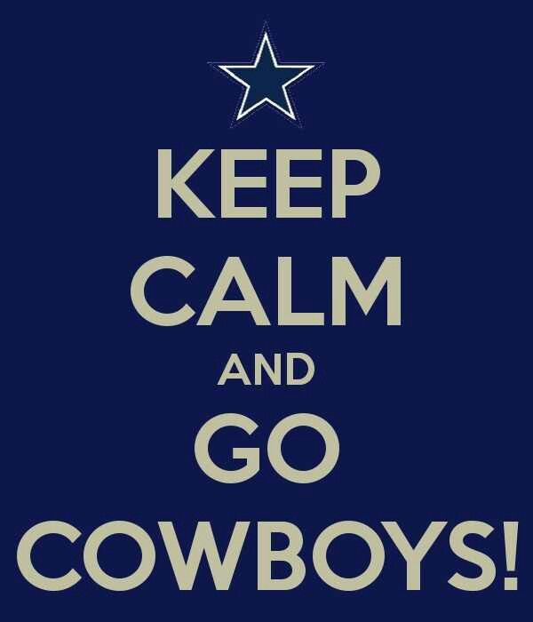 Dallas Cowboys - Dats right!!!!!!!!!!! And they won tonight against giants!!! :) :) :) :)