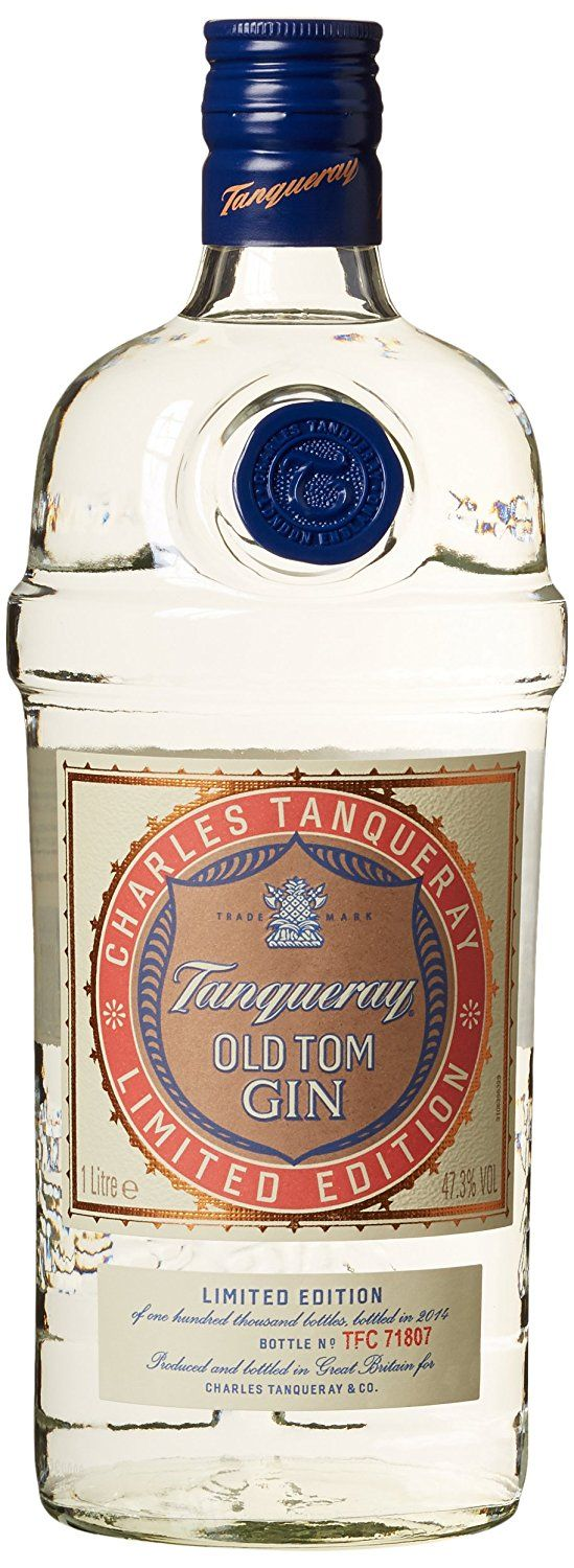 Tanqueray Old Tom Limited Edition Gin (1 x 1 l)