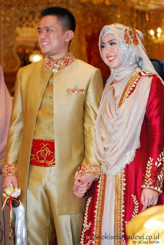 Indonesia, islamic wedding- designed by Irna Mutiara / Irna La Perle