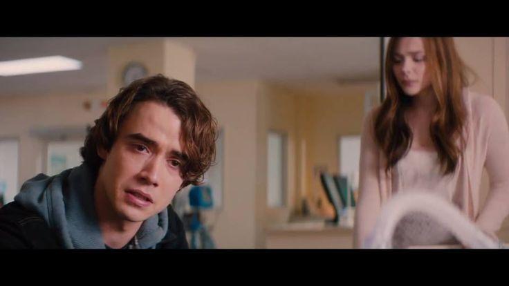 IF I STAY Movie - Adam (Jamie Blackley) begs Mia (Chloe Moretz) to stay with him #ifistay