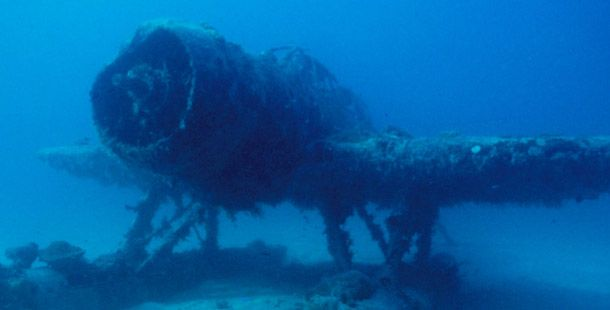 Guam wrecks | thousands of tons of war wreckage sank into the fabled lagoons of the ...