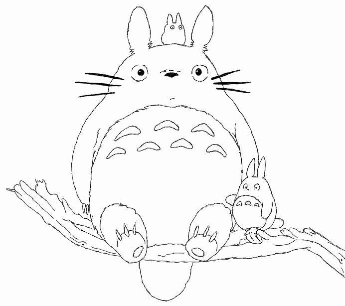 Studio Ghibli Coloring Book Elegant Studio Ghibli Coloring Pages At Getcolorings Totoro Drawing Free Coloring Pages Coloring Books
