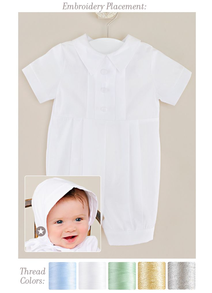 75 Best Images About Christening On Pinterest Rompers