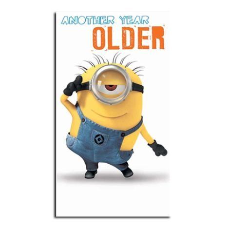 De 69 Bedste Billeder Fra Minions Cards P Pinterest