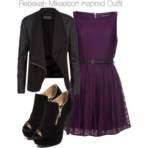 The Originals - Rebekah Mikaelson Inspired Outfit by staystr ...