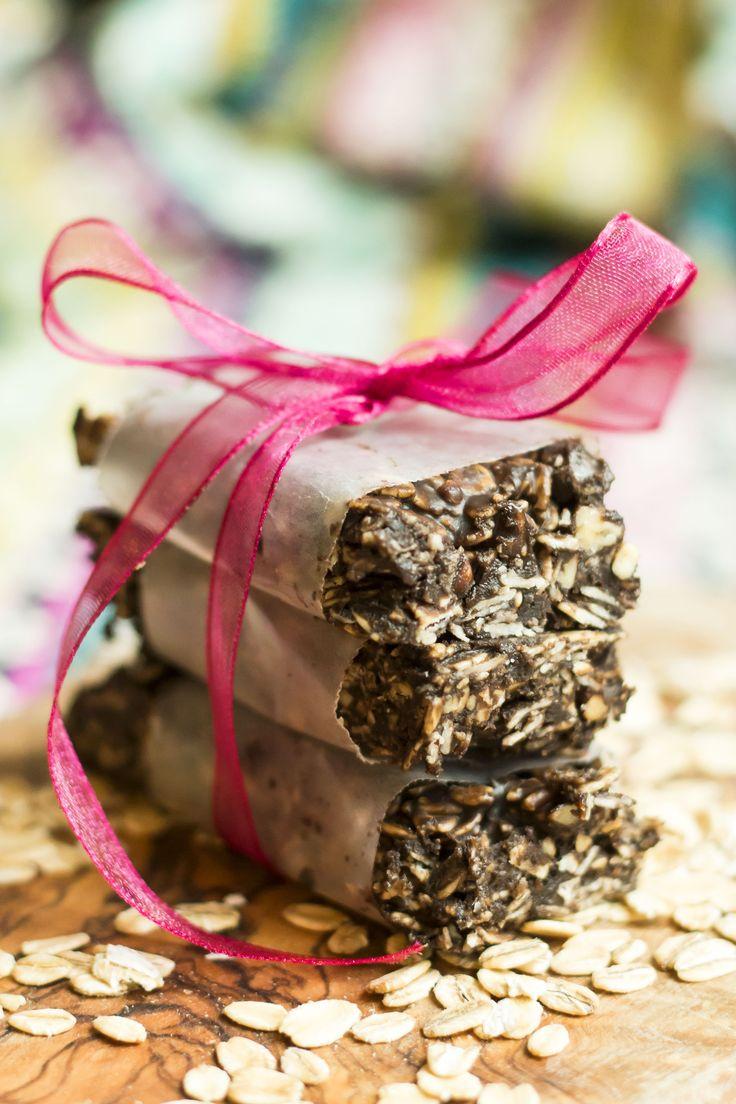 Raw CocoaNut Peanut Butter Squares