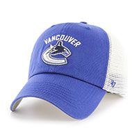 Vancouver Canucks NHL Blue Hill Closer Flex Fit Cap: The Vancouver Canucks NHL Blue Hill… #nhl #nfl #mlb #nba #sportsjerseys #sportsapparel