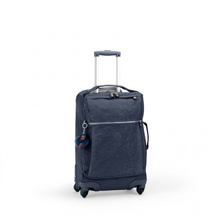 Kipling Darcey Darcey 4-Rollen-Koffer True Blue