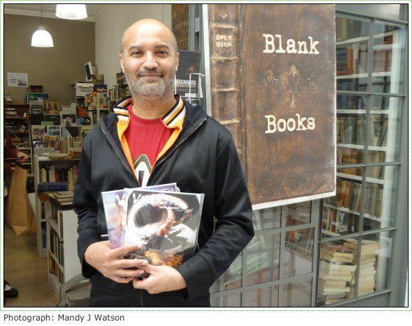 Blank Books Mini Comics Festival: Summer 2014 #sacomics