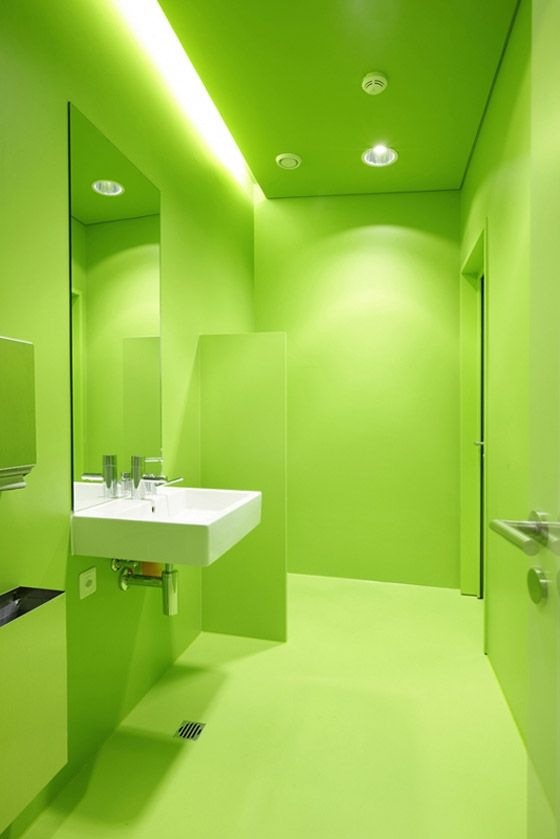 1000 images about bathroom on pinterest lime green for Bathroom decor lime green