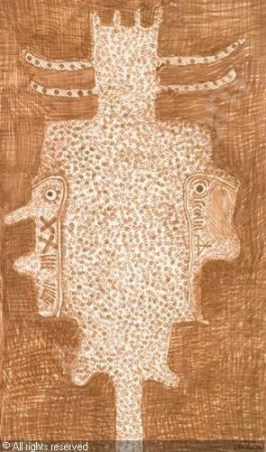 LEBENSTEIN Jan,Figura Osiowa,Agra-Art,Warszawa