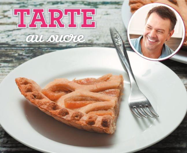 La tarte au sucre de la mère de Mario Pelchat