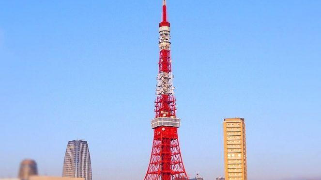 Image of Inspiration of Tokyo Tower Facts for Kids Pictures