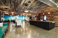 Visit WeWork Seattle space. So beautiful and fun.