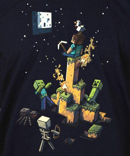 J!NX : Minecraft Tight Spot T-Shirt