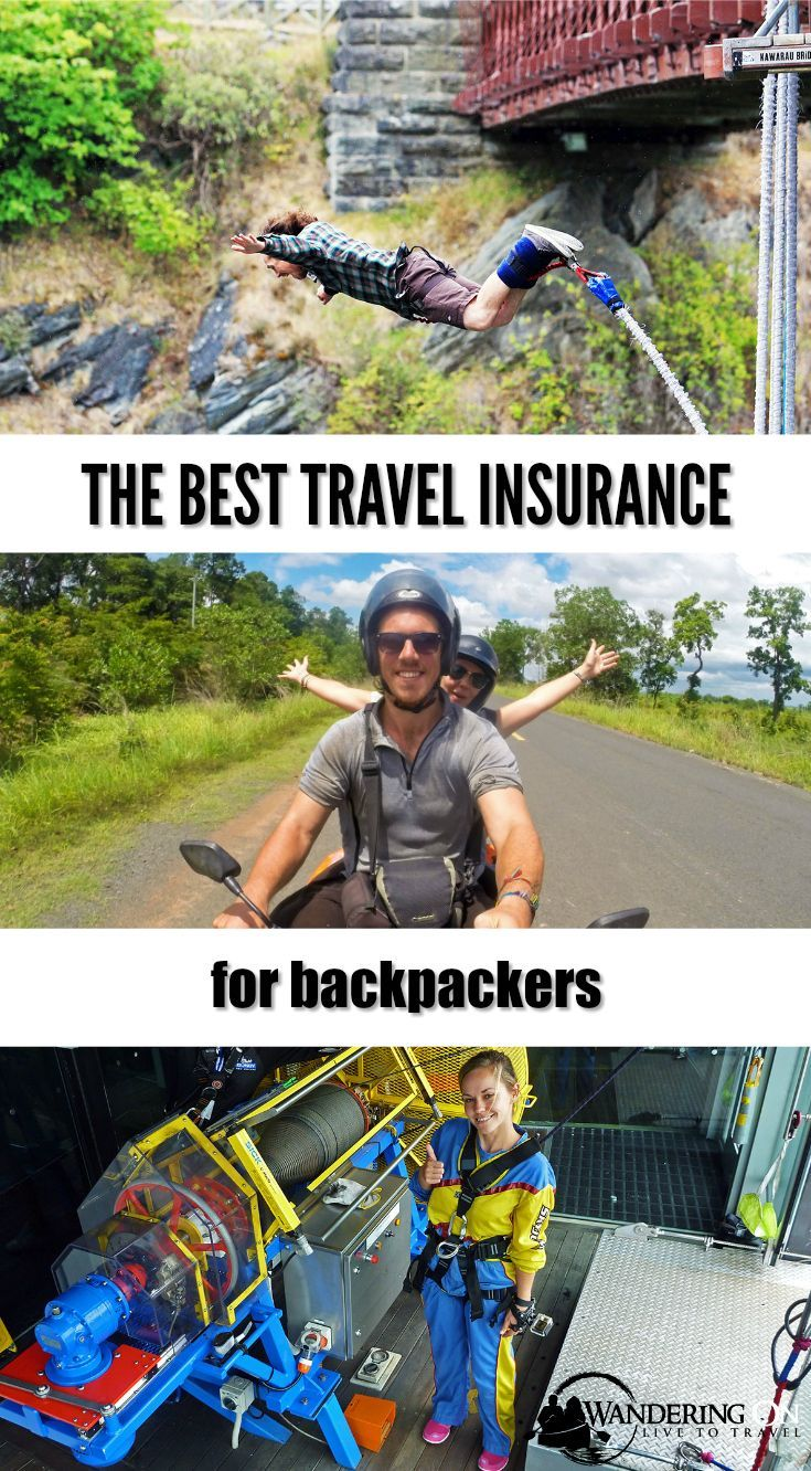 Best Backpacker Insurance For Travel World Nomads Medical