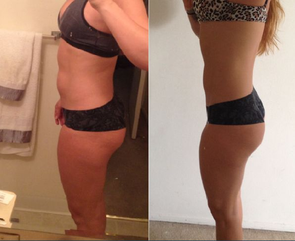 52 Days On The Paleo Diet Before And After