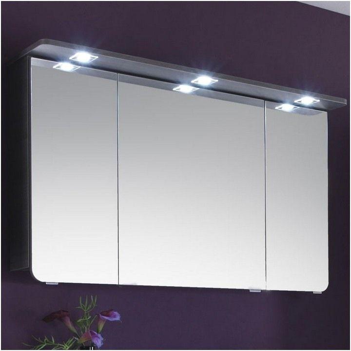 Badezimmer Spiegelschrank Beleuchtung Alibert Badezimmerspiegel